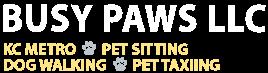 Busy Paws LLC Kansas City Pet Sitting and Dog Walking